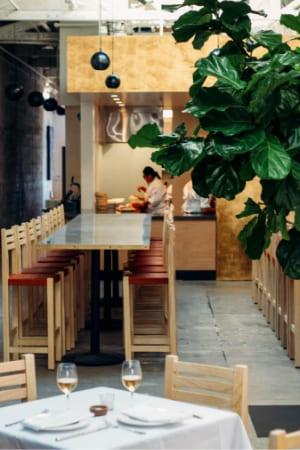 Cala Restaurant Interior
