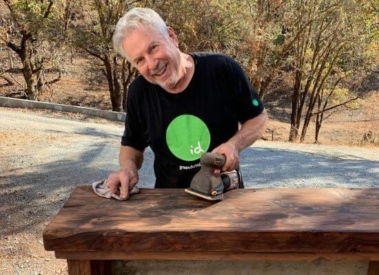 Rick Moshin, Founder & Owner, Moshin Vineyards