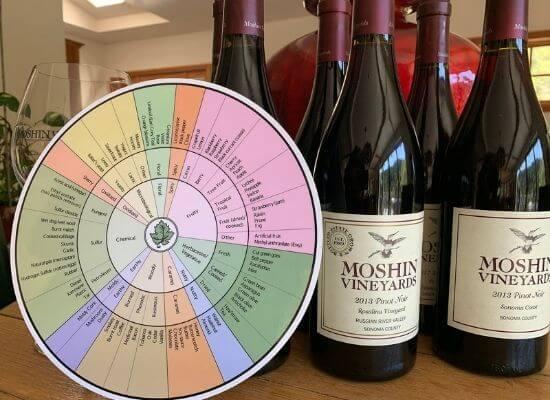 Pinot Noir Training Wheel