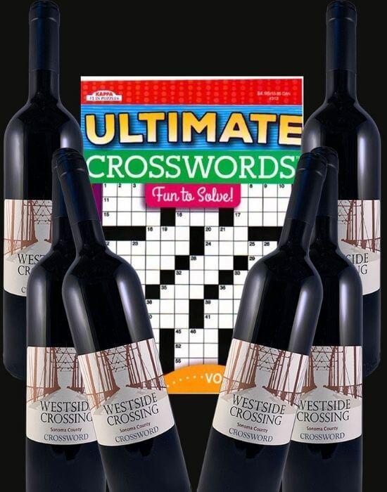 Red blend crossword