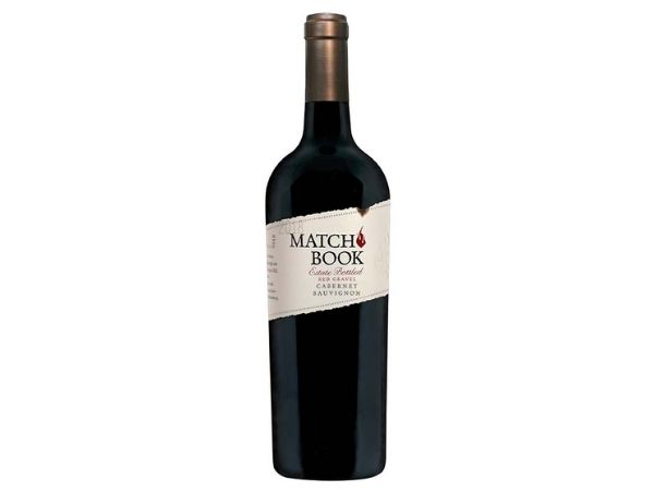 2018 Matchbook Estate Bottled Dunnigan Hills Cabernet Sauvignon, 87 points, 2020 Sommeliers Choice Awards