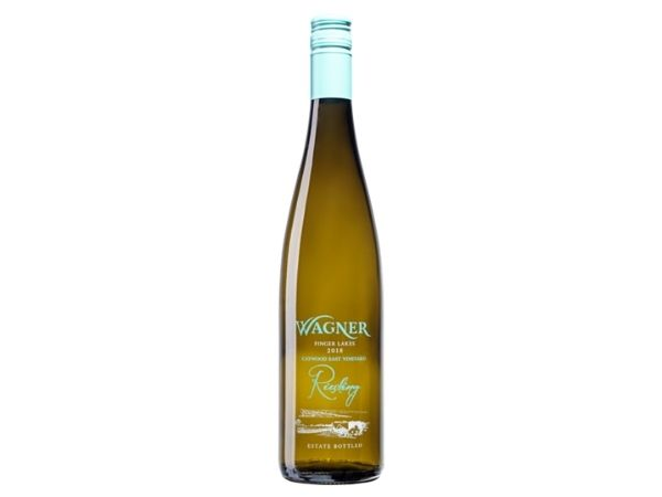 2018 Caywood East Single Vineyard Dry Riesling: Gold (93 points)