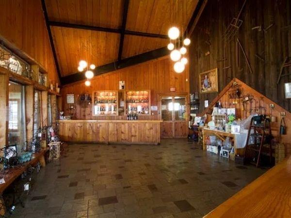 Bates Old tasting room Wagner Vineyards