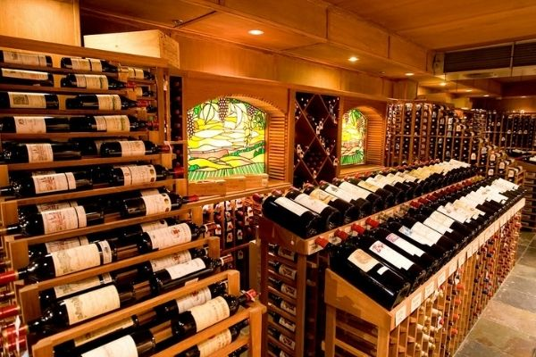The Bordeaux Room at the Crystal Springs Resort