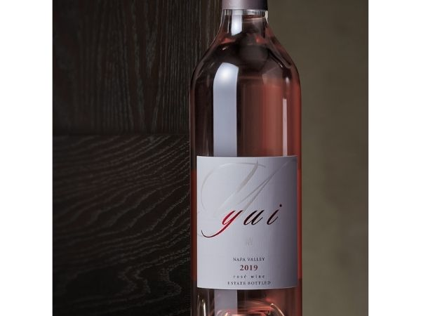 2019 yui rosé, GOLD medal winner at the 2020 Sommeliers Choice Awards