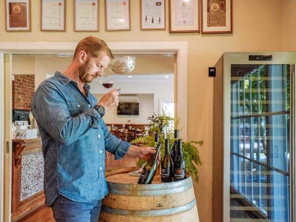 Chief Winemaker, Peter Bauer