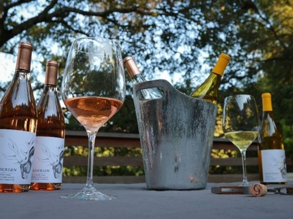 Gaderian Wines: Women led boutique winery in Napa Valley making award winning wines