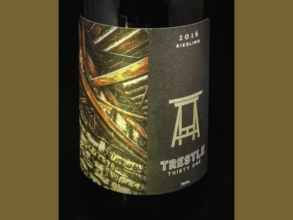Trestle 31 has been awarded with the Sommeliers Choice GOLD Award for our 2016 Riesling! Earned 95 points from the Sommeliers Choice Awards panel.