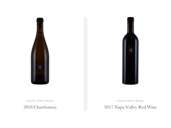The Chardonnay and Napa Valley Red Blend