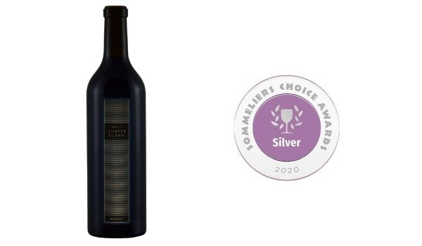 2017 Merlot - Silver Medal at the 2020 Sommeliers Choice Awards