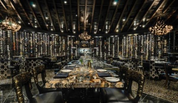 JG Steakhouse-interior