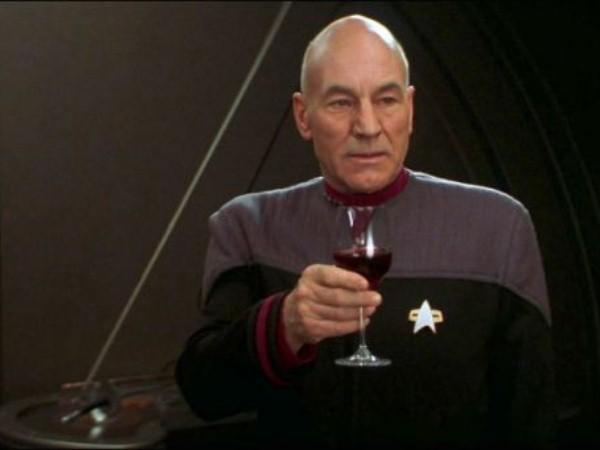 General Picard Star Trek