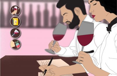Photo for: The Secret Skills of a Sommelier