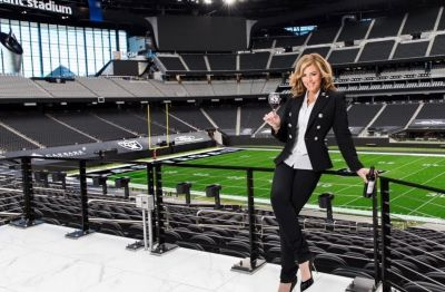 Photo for: NFL + Wine with Sandra Taylor