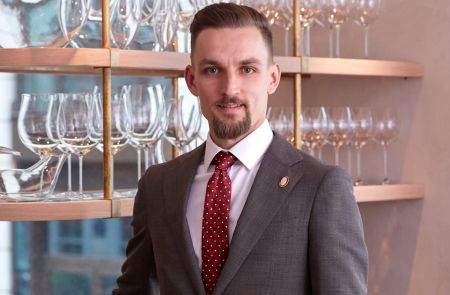Photo for: Piotr Pietras - MS, Part of Top 3 Sommeliers of Europe