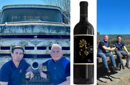 Photo for: 2018 Persistence By Reynolds Family Winery Gets Red Wine Of The Year