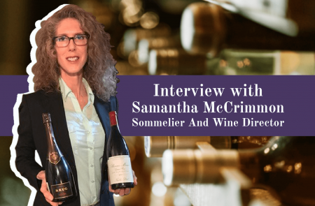 Photo for: How to build a successful wine menu with Samantha McCrimmon