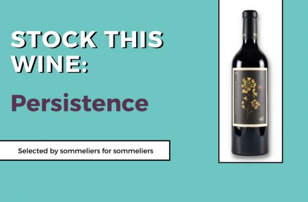Photo for: Stock This Wine: Persistence by Reynolds Family Winery