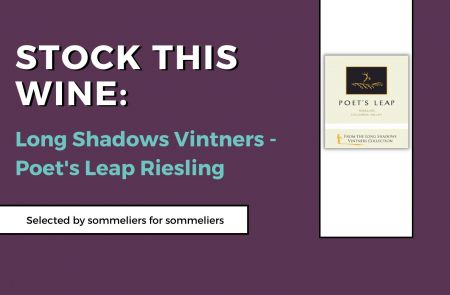 Photo for: Stock This Wine: Long Shadows Vintners - Poet's Leap Riesling