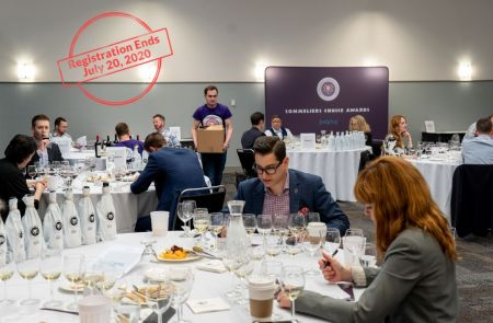 Photo for: Final Call To Enter In 2020 Sommeliers Choice Awards