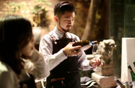 Photo for: Tea, Coffee, Wine, Spirits and Beer = Sommelier