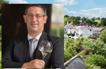 Photo for: Master Sommelier Éric Zwiebel On How He Would Grow Restaurant Sales
