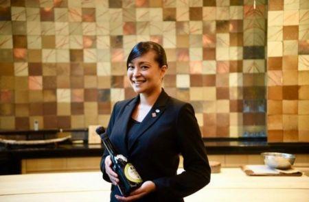 Photo for: In Talks with Yuki Minakawa, Sake Sommelier, NYC