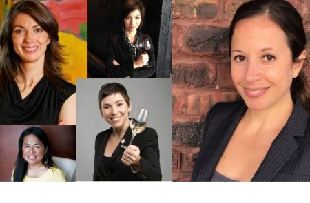 Photo for: Women Master Sommeliers Around The World