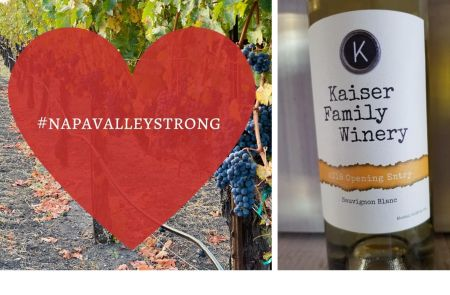 Photo for: Kaiser Family Winery: Makers of the award winning Sauvignon Blanc from Napa Valley