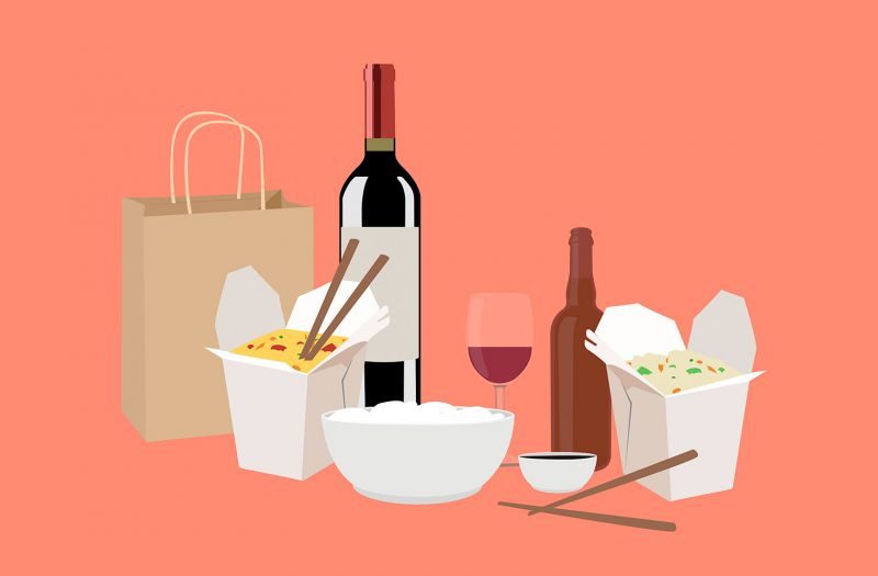 Photo for: Alcohol Delivery and Pickup: How Restaurants Can Make The Most Out Of It
