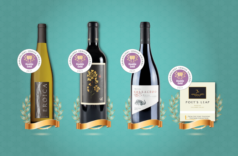 Photo for: 2021 Sommeliers Choice Awards Results are out!