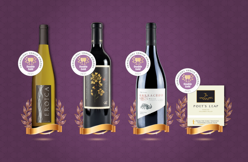 Photo for: 2021 Sommeliers Choice Awards Announces Winners