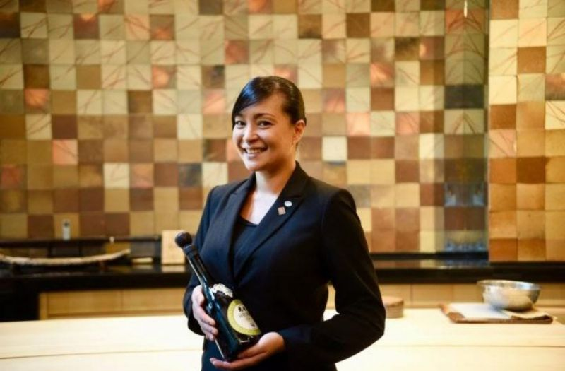 Photo for: In Talks with Yuki Minakawa, Sake Sommelier, NYC