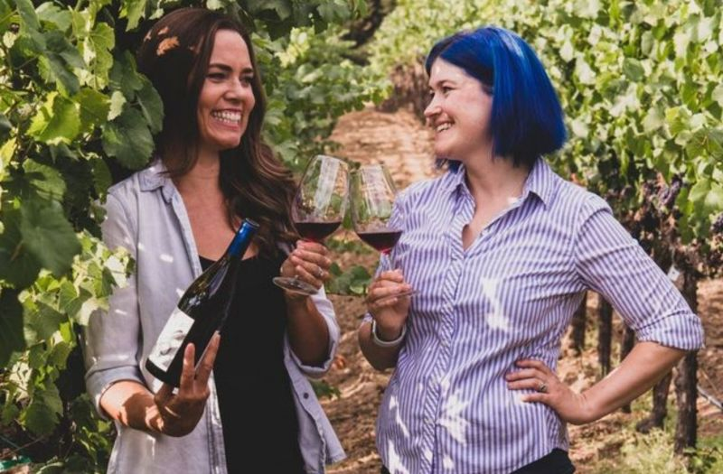 Photo for: Gaderian Wines: Women led boutique winery in Napa Valley making award winning wines
