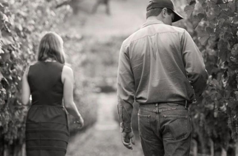 Photo for: Hunter Glenn Estate: A Brother & Sister team in Napa