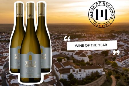 Photo for: 2021 Wine Of The Year Goes To Porta da Ravessa Reserva