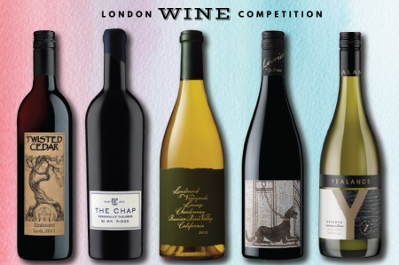 Photo for: Medal winners announced in the fourth London Wine Competition
