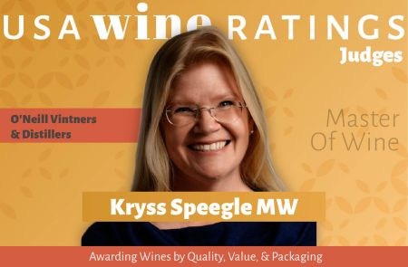 Photo for: Kryss Speegle MW Joins 2021 USA Wine Ratings Panel