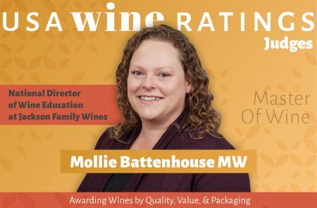Photo for: Mollie Battenhouse MW Joins 2021 USA Wine Ratings Judging Panel