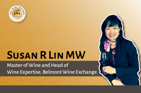 Photo for: Susan R Lin MW To Judge 2021 USA Wine Ratings Competition