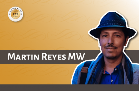 Photo for: Martin Reyes MW Joins 2021 USA Wine Ratings Judging Panel