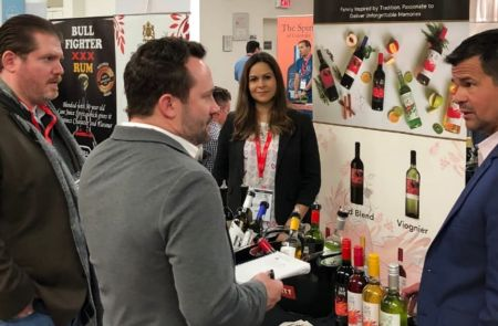 Photo for: Highlights From Day 2 of the 2019 USA Trade Tasting