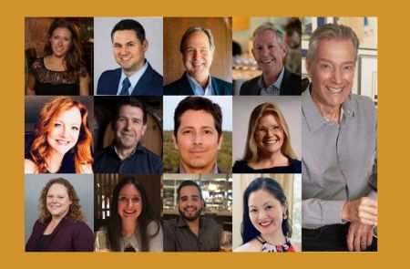 Photo for: Top Wine Buyers taking part in USA Wine Ratings. Enter your wines before June 30, 2021 to get in.