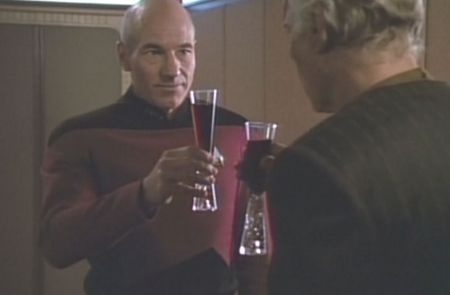 Photo for: Star Trek lovers can now get their hands on Picard's Wine