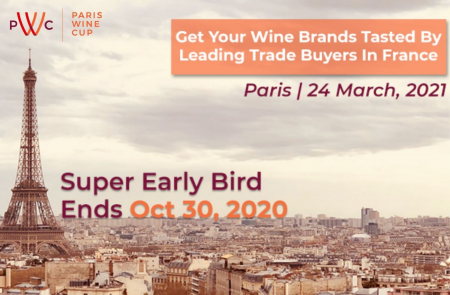 Photo for: Time to Enter in Europe's Leading Wine Competition