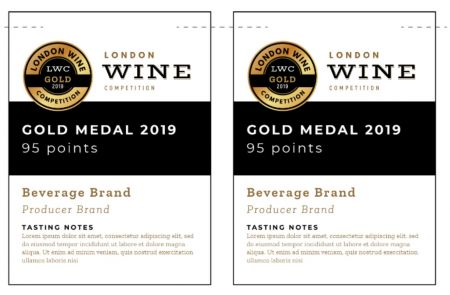Photo for: What's new for 2021 London Wine Competition