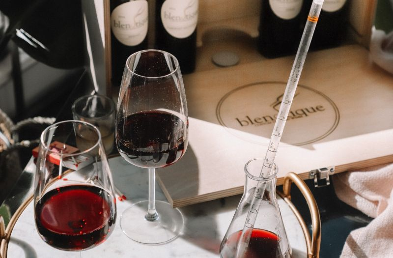 Photo for: Survey Found Drinking Red Wine Keeps Your Depression & Anxiety in Check