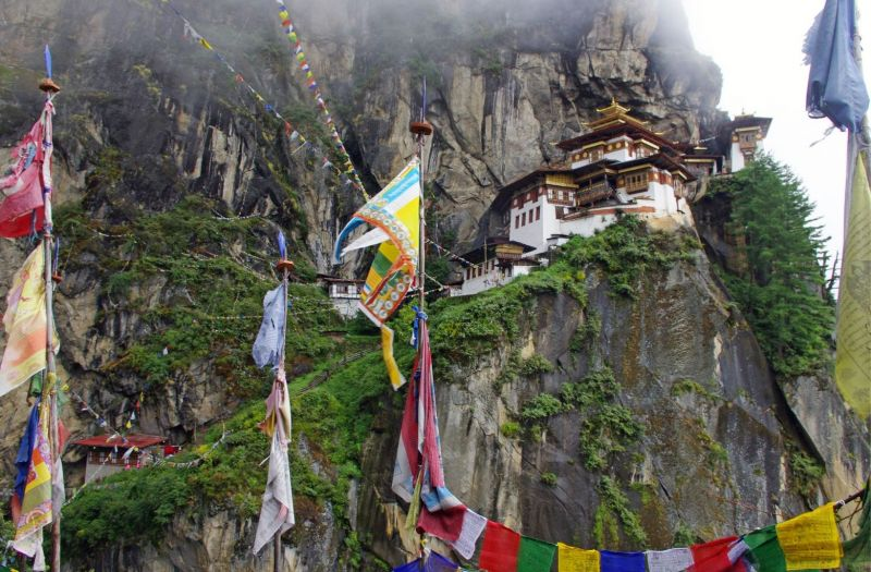 Photo for: Himalayan Hills Of Bhutan Can Be The World's Next Napa Valley