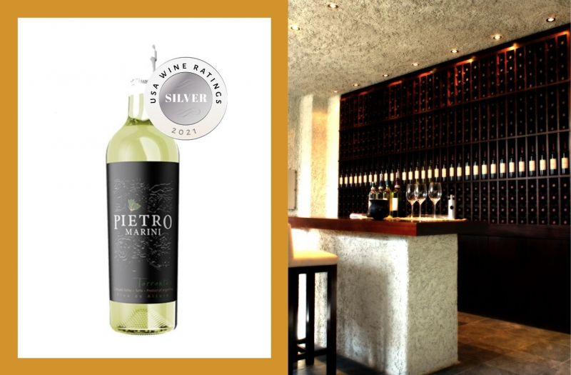 Photo for: Pietro Marini Torrontes Takes Home Silver Medal in the 2021 USA Wine Ratings Competition