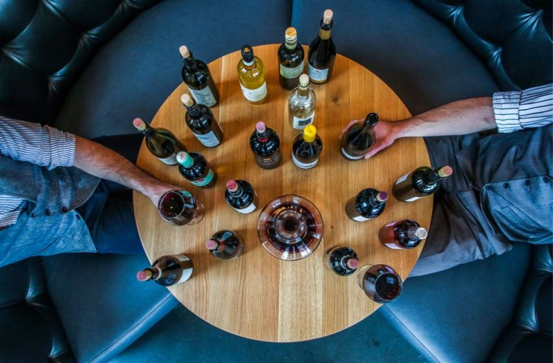 "Photo for: Majestic Introduces ""Wine Fitting"" Service"